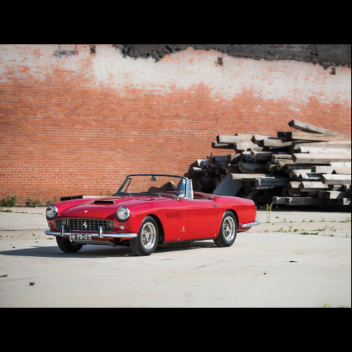 1959 Ferrari 250 Gt Lwb Spyder California Competizione The Bid Watcher