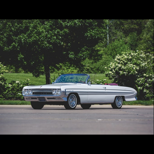 1961 Oldsmobile Custom Convertible
