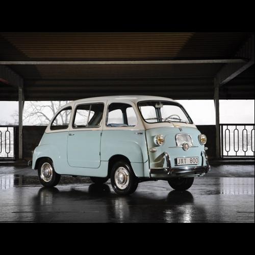 1957 Fiat 500 N Vetri Fissi The Bid Watcher
