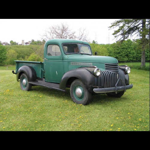 1941 Chevrolet Master Deluxe Business Coupe - The Bid Watcher