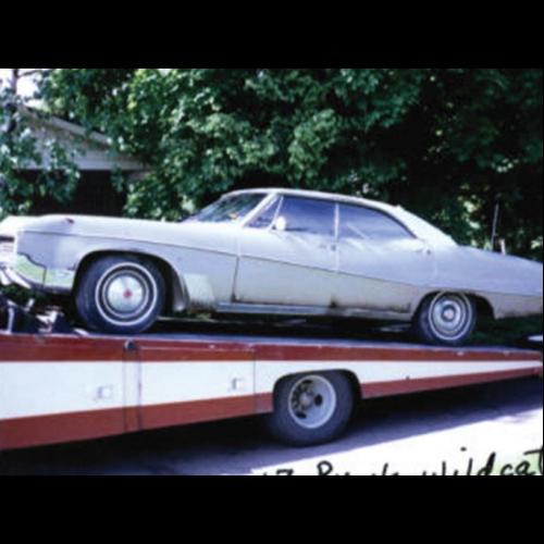 1967 Buick Riviera Custom 2 Door Coupe - The Bid Watcher