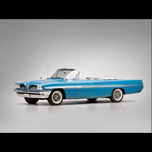 1961 Pontiac Ventura Super Duty 421 Hardtop - The Bid Watcher