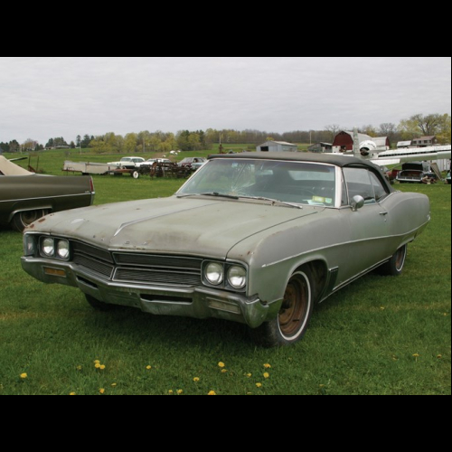 1967 Buick Riviera Custom 2 Door Coupe - The Bid Watcher