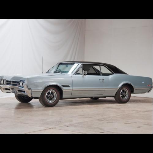 1966 Oldsmobile 442 Convertible - The Bid Watcher