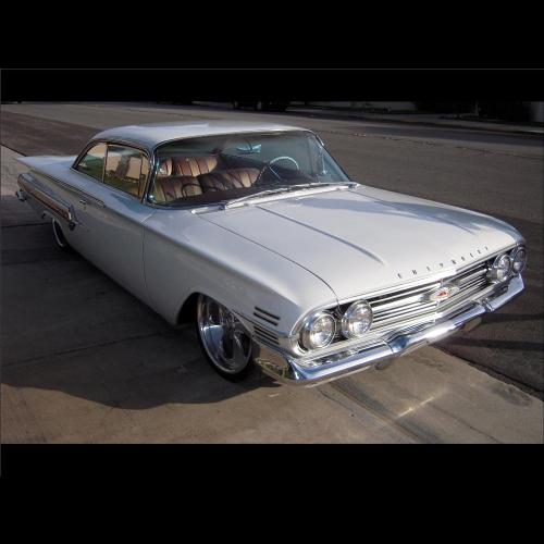 1960 Chevrolet Impala 4 Door Sedan The Bid Watcher