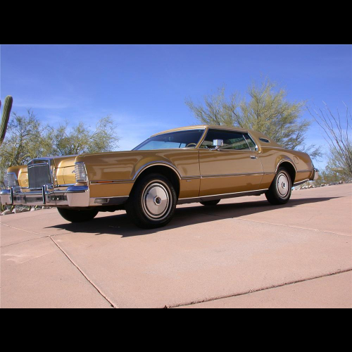 1976 Lincoln Town Car The Bid Watcher