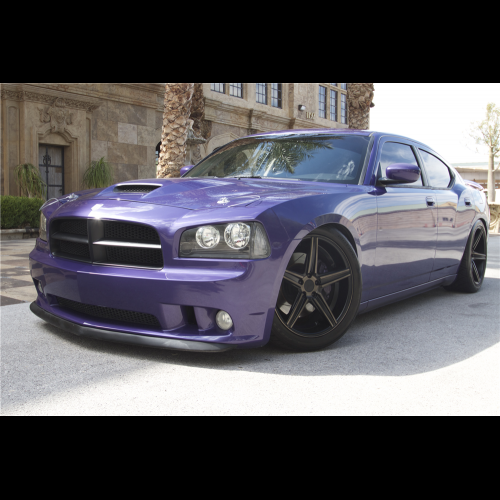 2007 Dodge Charger West Coast Customs Coupe The Bid Watcher