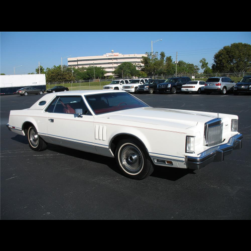 1979 Lincoln Towncar 4 Door Sedan The Bid Watcher