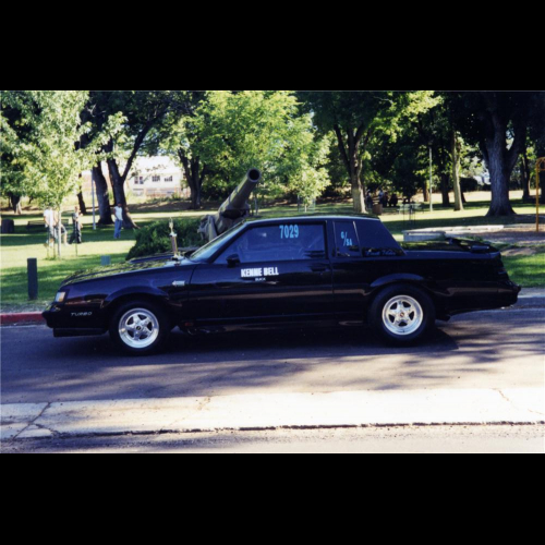1987 Buick Regal Grand National T Top Coupe The Bid Watcher