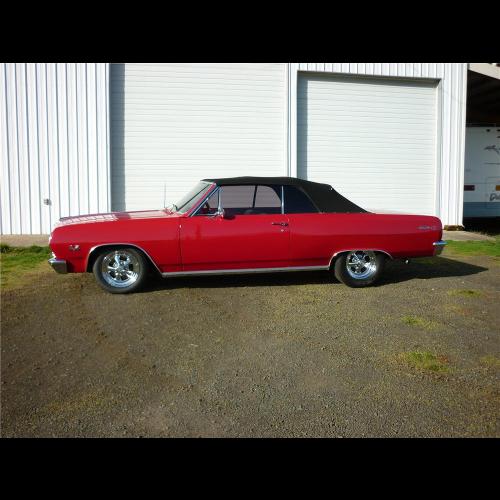 1965 Chevrolet Corvette Convertible - The Bid Watcher