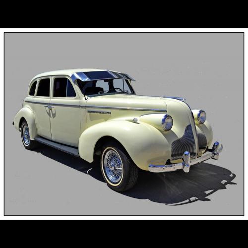 1939 Buick Roadmaster Series 80 Touring Sedan The Bid Watcher