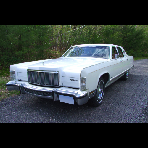 1976 Lincoln Town Car The Bid Watcher