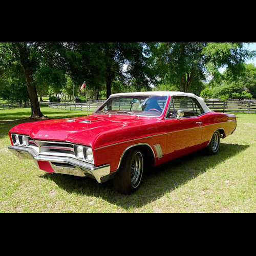 1967 Buick Electra 225 Convertible - The Bid Watcher