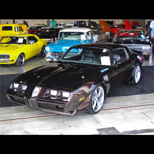 1980 pontiac trans am 2 door custom coupe