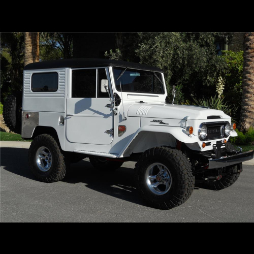1964 Toyota Fj45 Land Cruiser Pickup - The Bid Watcher
