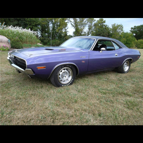 1970 Dodge Charger R T Custom Hardtop The Bid Watcher