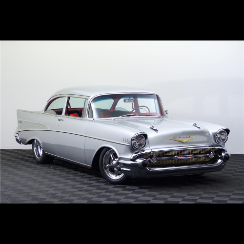 1957 Chevrolet Sedan Delivery Custom Wagon - The Bid Watcher