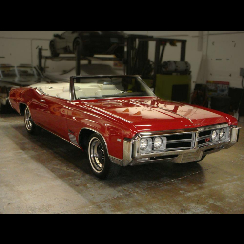 1969 Buick Electra 225 For Sale: 1969 Buick Gran Sport Convertible