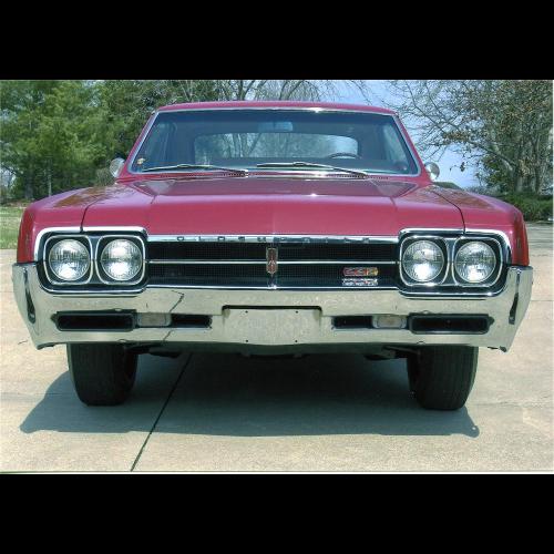 1966 Oldsmobile 442 2 Door Hardtop - The Bid Watcher