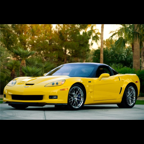 2009 Chevrolet Corvette Zr1 3zr Coupe The Bid Watcher