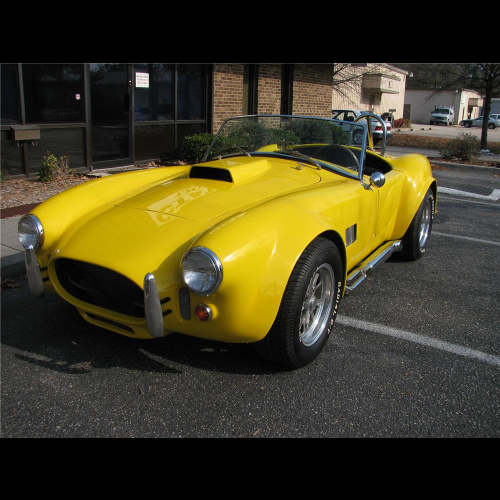 1967 Shelby Cobra Re-creation Roadster - The Bid Watcher