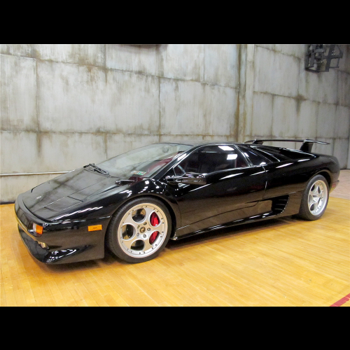 1991 Lamborghini Diablo 2 Door Custom Coupe The Bid Watcher