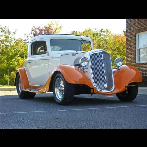 1935 Chevrolet M49 Standard 4 Door Sedan - The Bid Watcher
