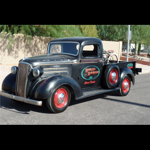 1937 Chevrolet Custom Sedan Delivery The Bid Watcher