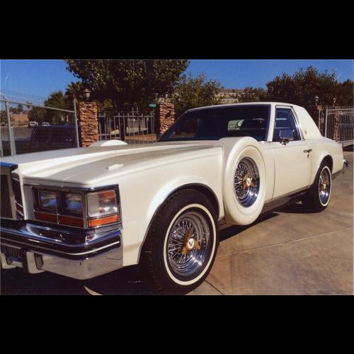 1979 Cadillac Eldorado Custom Convertible - The Bid Watcher