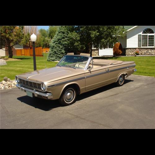 1965 Dodge Polara - The Bid Watcher
