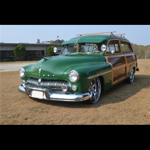 1949 Mercury Custom Woody Wagon