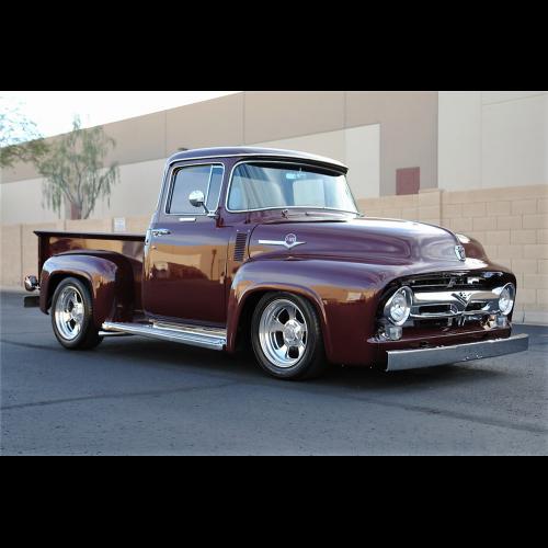 1956 Ford Custom Line Sedan - The Bid Watcher