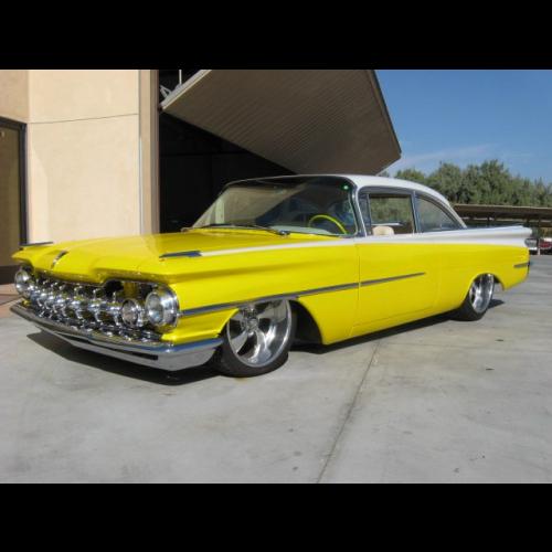 1959 Oldsmobile Ninety Eight Convertible The Bid Watcher