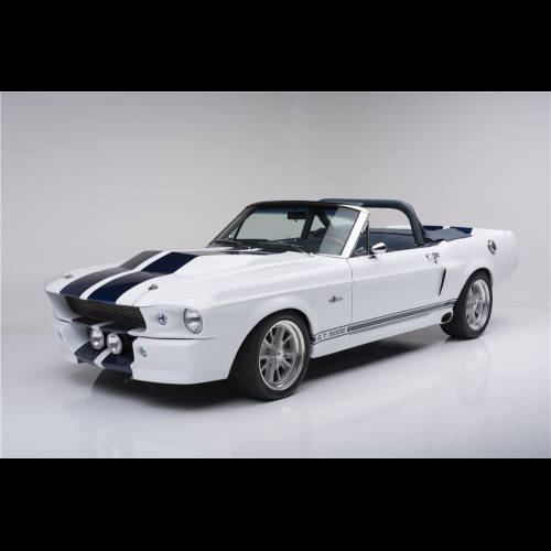 1968 Shelby Gt500 Convertible - The Bid Watcher