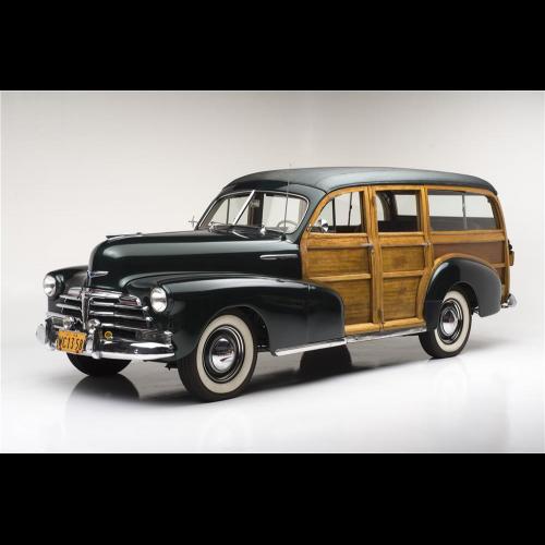 1948 Chevrolet Stylemaster Sedan Delivery - The Bid Watcher