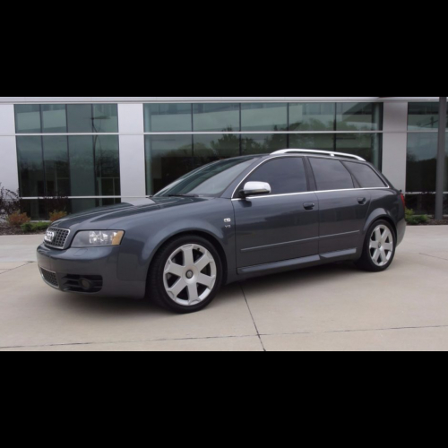 No Reserve 2005 Audi S4 Avant 6 Speed The Bid Watcher