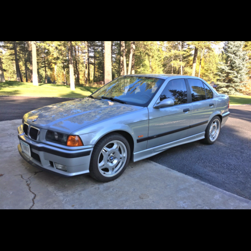 1997 Bmw E36 M3 Evo Convertible