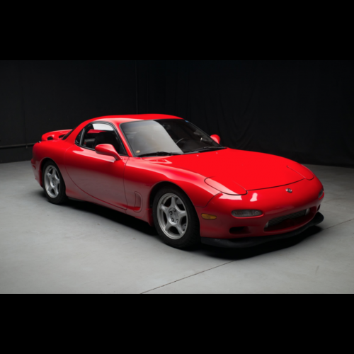 1993 Mazda Rx7 The Fast & The Furious Universal, 2001  - The Bid Watcher