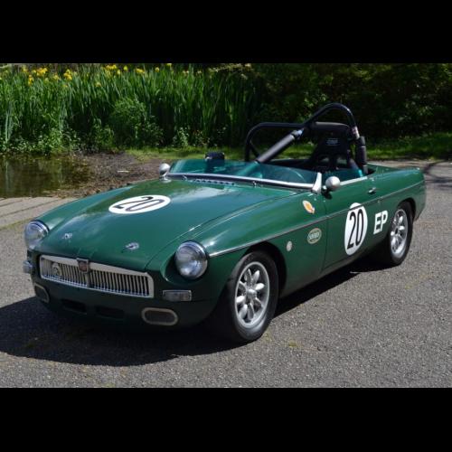42k-mile 1963 Mg Midget - The Bid Watcher
