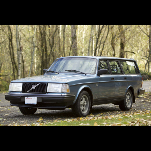 No Reserve 1993 Volvo 240 Classic Le Wagon 5 Speed The Bid Watcher