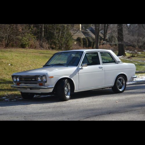 1971 Datsun 510 Sedan Project - The Bid Watcher