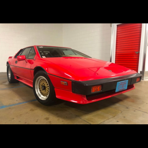 Supercharged V8-powered 1987 Lotus Excel - The Bid Watcher