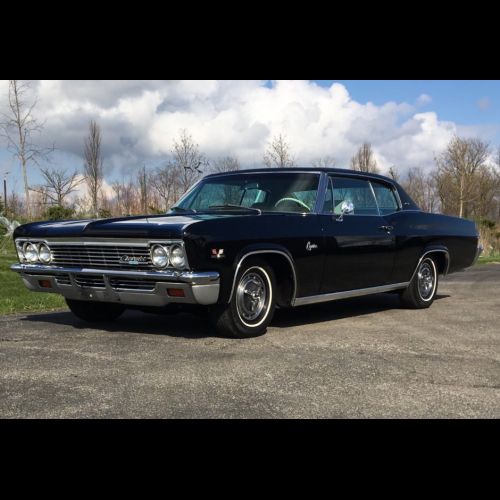 1966 Chevrolet Nova Ss 2 Door Coupe - The Bid Watcher