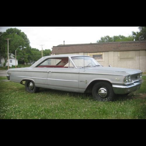 1963 Ford Falcon Futura Convertible Project - The Bid Watcher