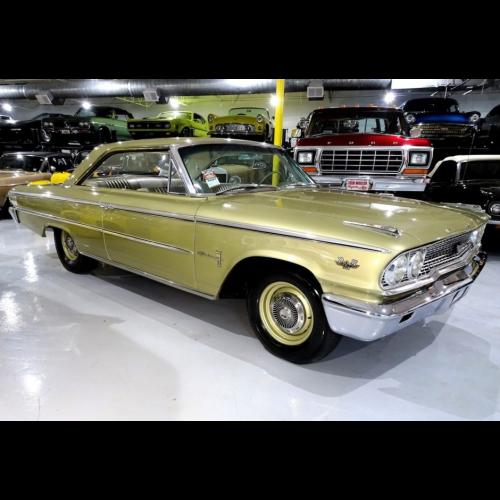1963 Ford Galaxie 500 Xl 2 Door Hardtop - The Bid Watcher