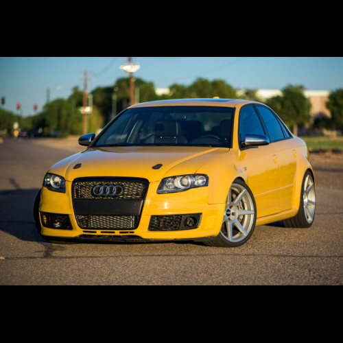 Supercharged 2004 Audi S4 6-speed - The Bid Watcher