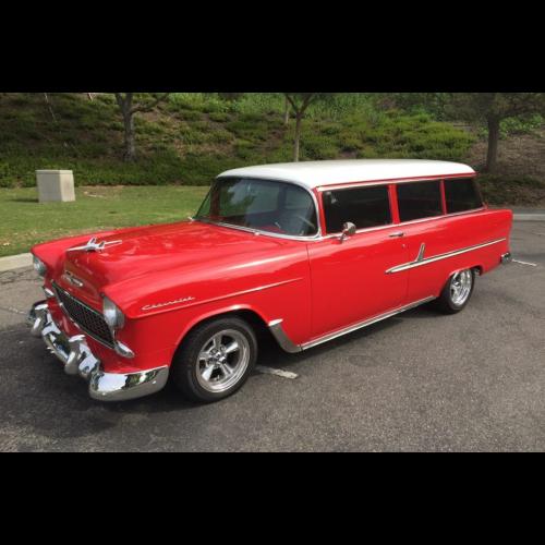 1955 Chevrolet 5 Window Napco 4x4 Pickup - The Bid Watcher